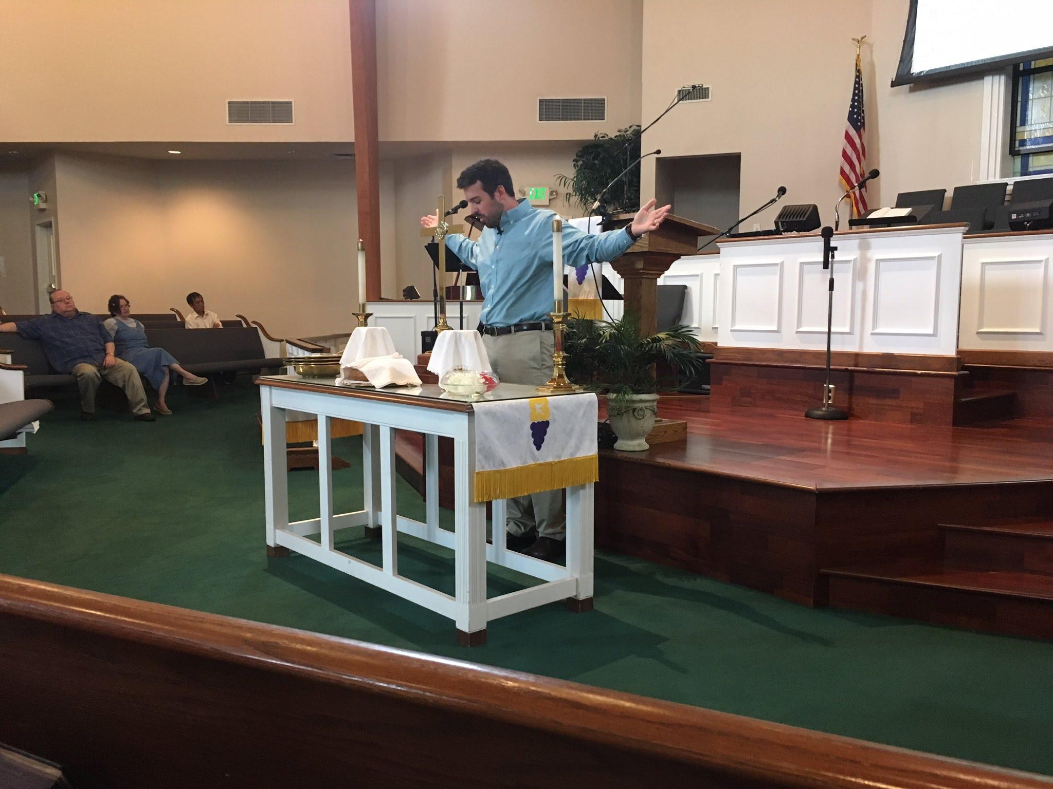 I'm New - Faith Methodist